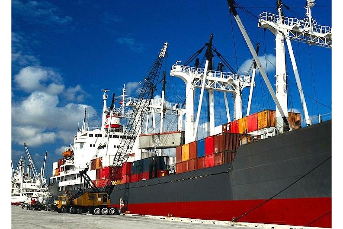 Istat, il commercio con l'estero ad aprile 2018