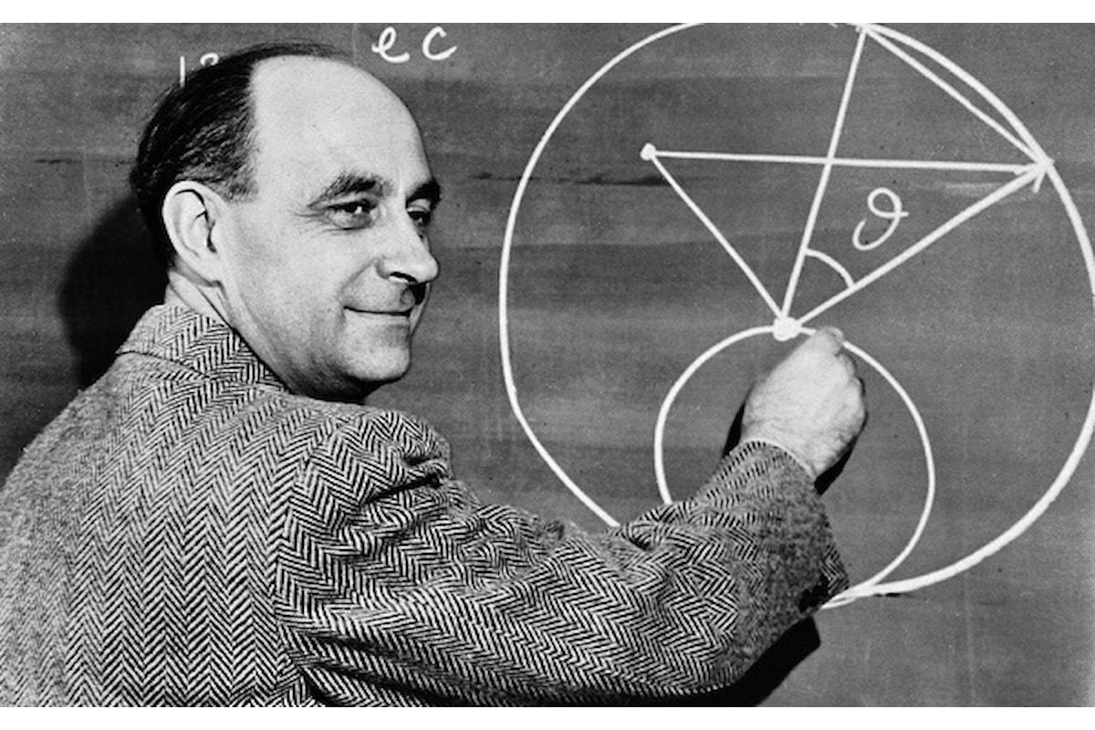 I MILLE NOMI DI FERMI, dal 7 al 25 maggio Roma celebra gli ottanta anni dal nobel di Enrico Fermi