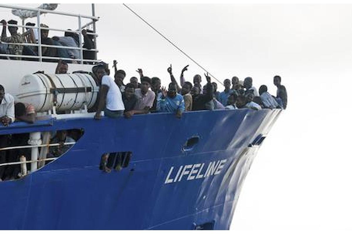 Lifeline, Malta dice no all'attracco, ma nessuno l'accusa di fascismo