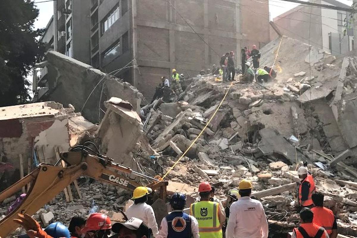 Messico: Save the Children al lavoro per individuare i bisogni dei bambini e delle loro famiglie colpiti dal terremoto