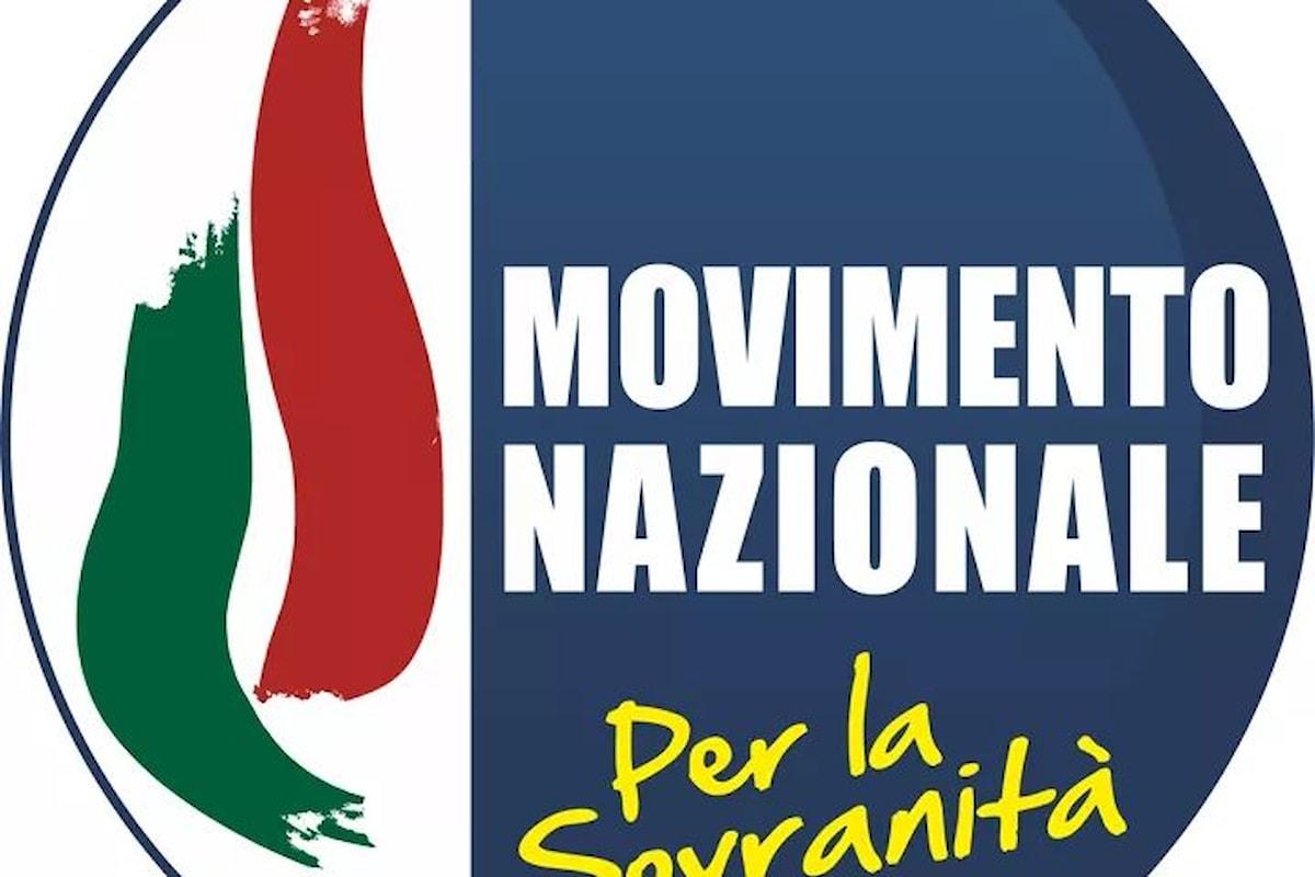 Amministrative, il Movimento Nazionale per la Sovranità scalda i motori