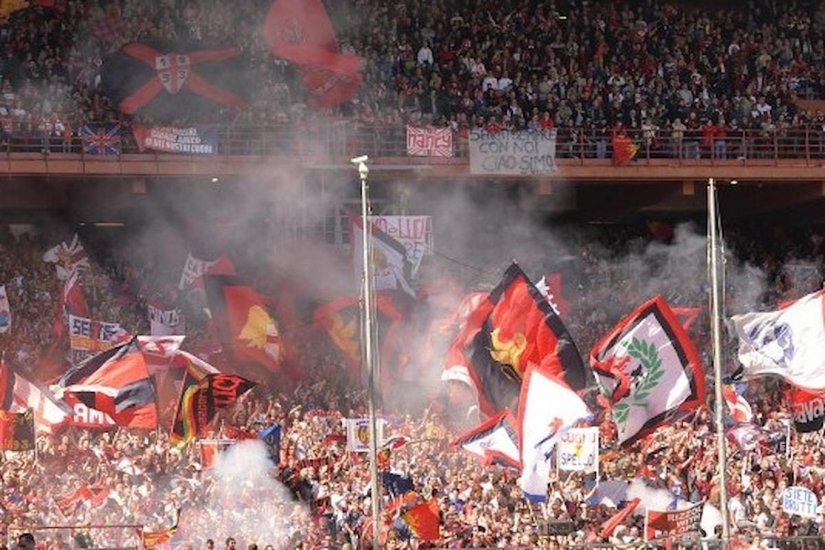Derby tra Genoa e Sampdoria alla ripresa della serie A