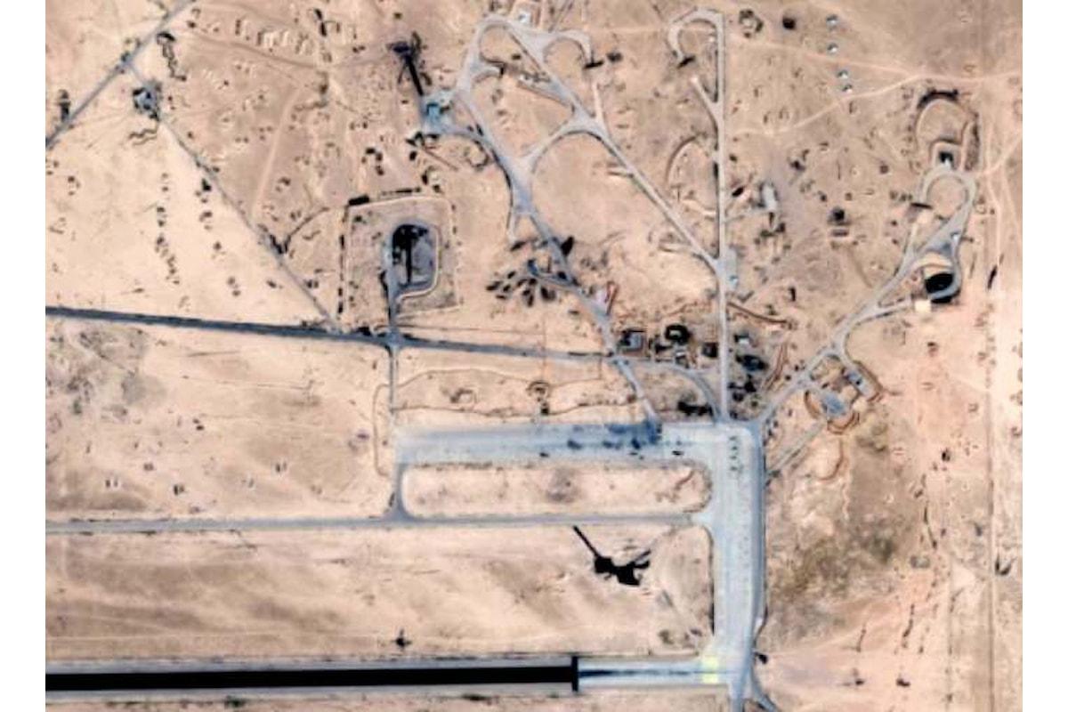 Dopo l'attacco alla base aerea di Homs la Russia parla di sviluppo pericoloso della guerra in Siria