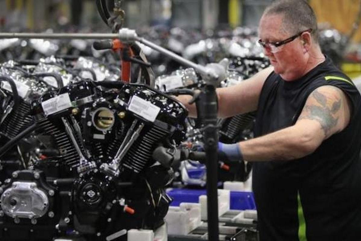 Trump se la prende con la Harley e minaccia le auto europee