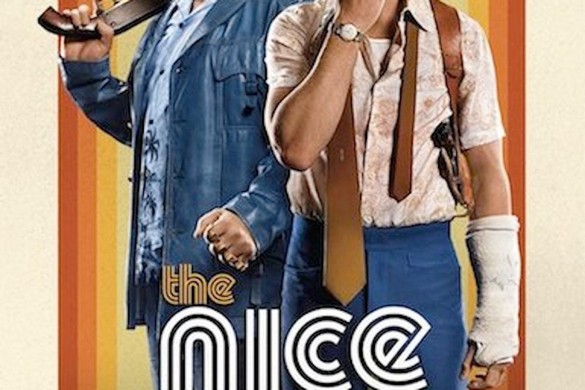 Recensione della commedia THE NICE GUYS