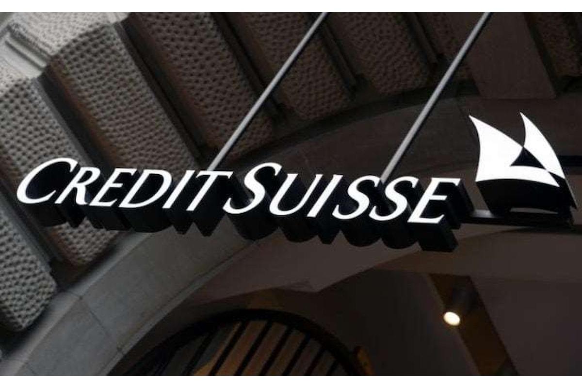 La Guardia di Finanza chiede a Credit Suisse i nomi di 10mila correntisti italiani
