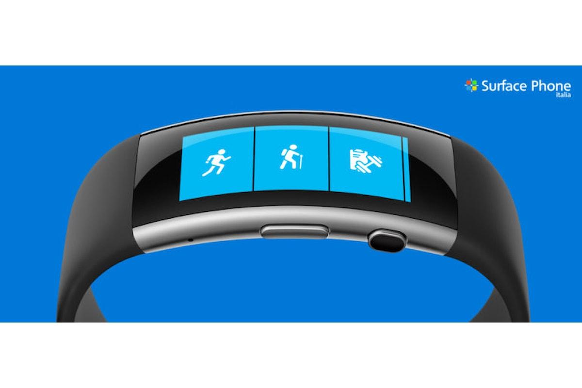 Microsoft band introduce una funzionalità che monitora le escursioni e le passeggiate | Surface Phone Italia