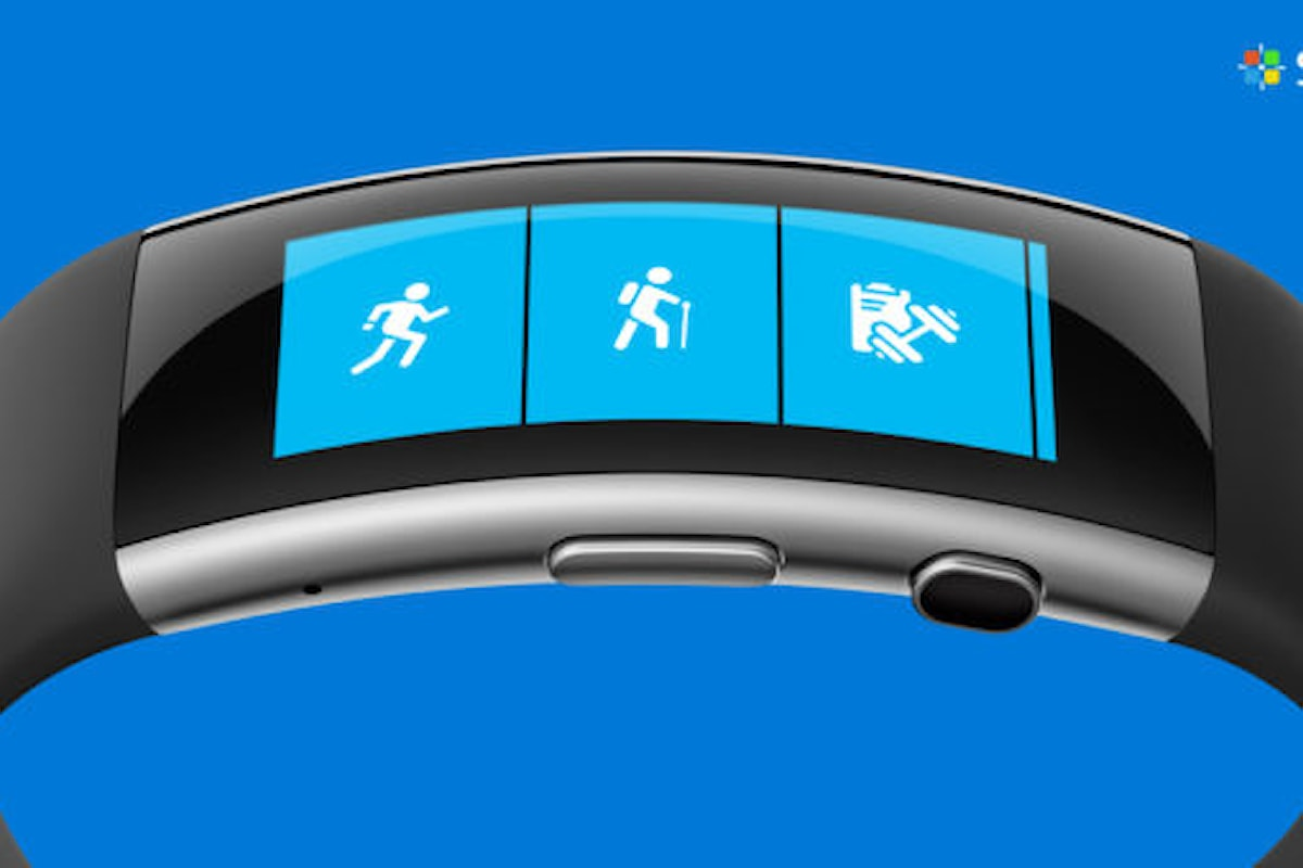 Microsoft band introduce una funzionalità che monitora le escursioni e le passeggiate   Surface Phone Italia