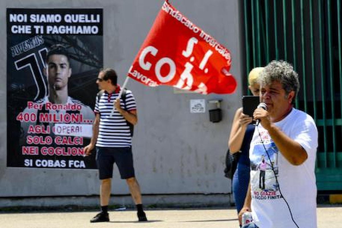 Ex operai Fiat a Ronaldo: Vogliamo parlare con te, succede in Campania