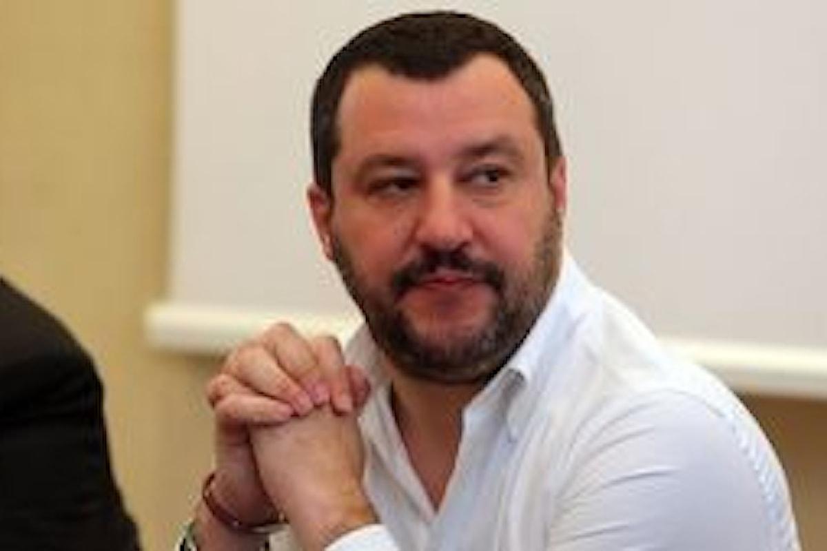 Protocollo d'intesa tra Salvini e il partito di Putin, Russia Unita