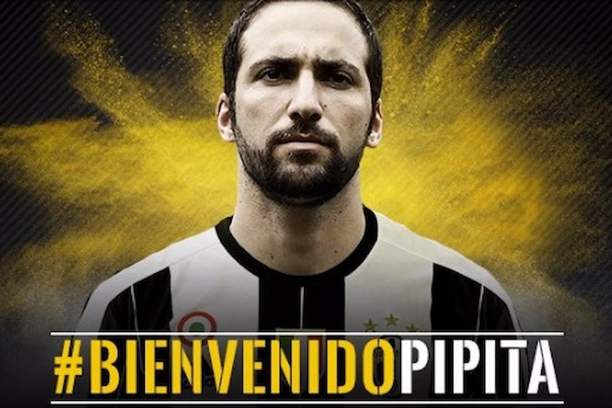 Il trasferimento di Higuain dal Napoli alla Juventus rimarca ancora una volta la sottile linea tra l'odio e l'amore