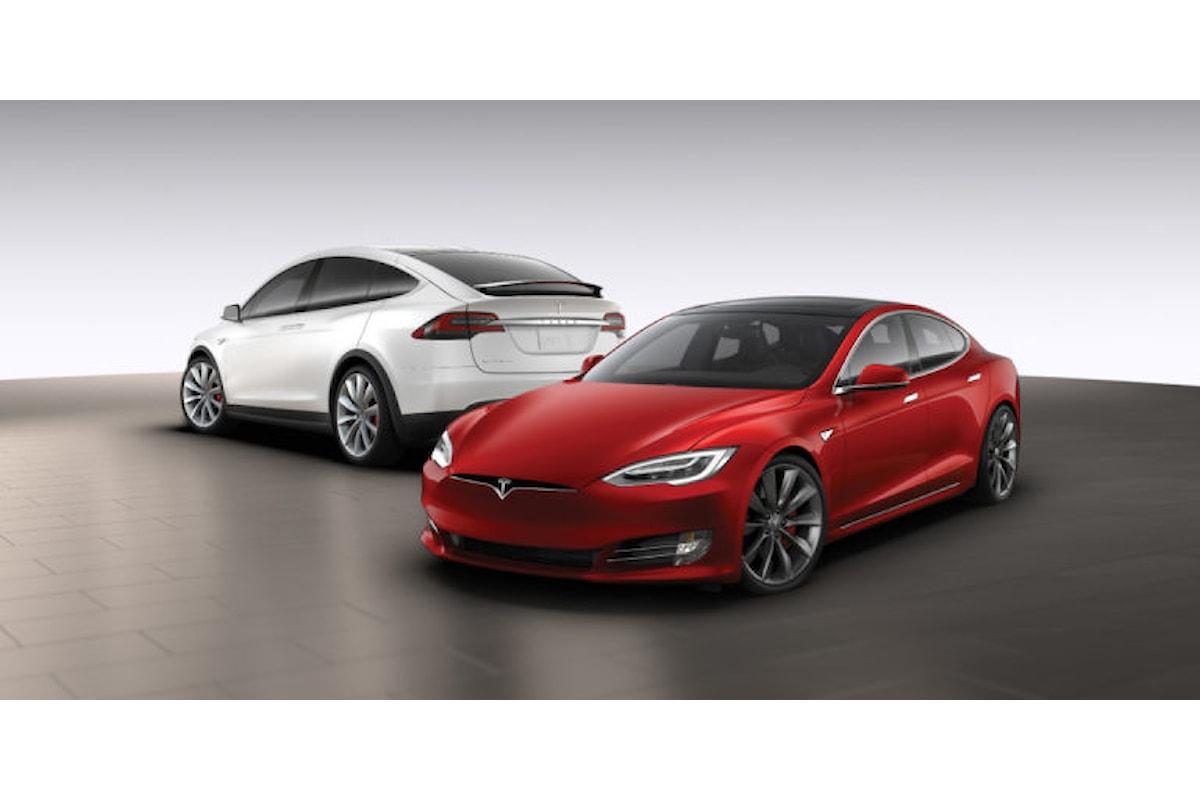 Offerta di novembre per l'acquisto di una fantastica TESLA (auto 100% elettrica)