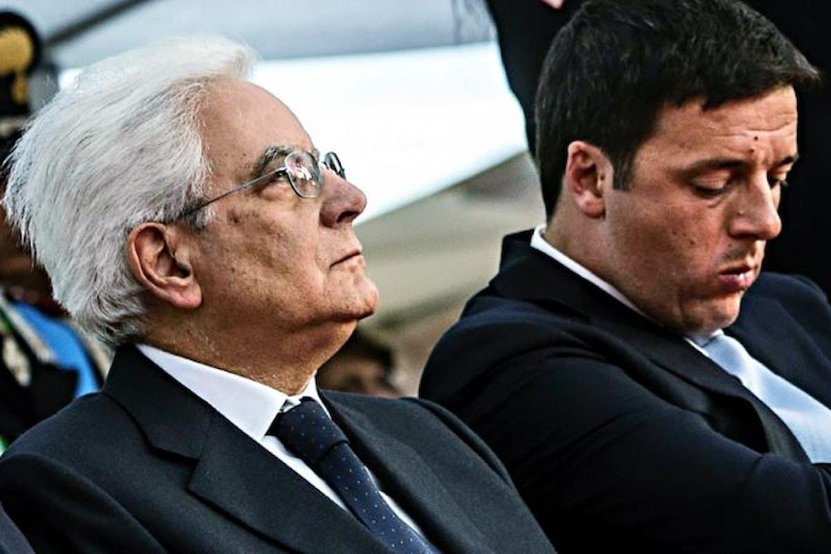 Crisi istituzionale: bene Mattarella, male il Partito Democratico