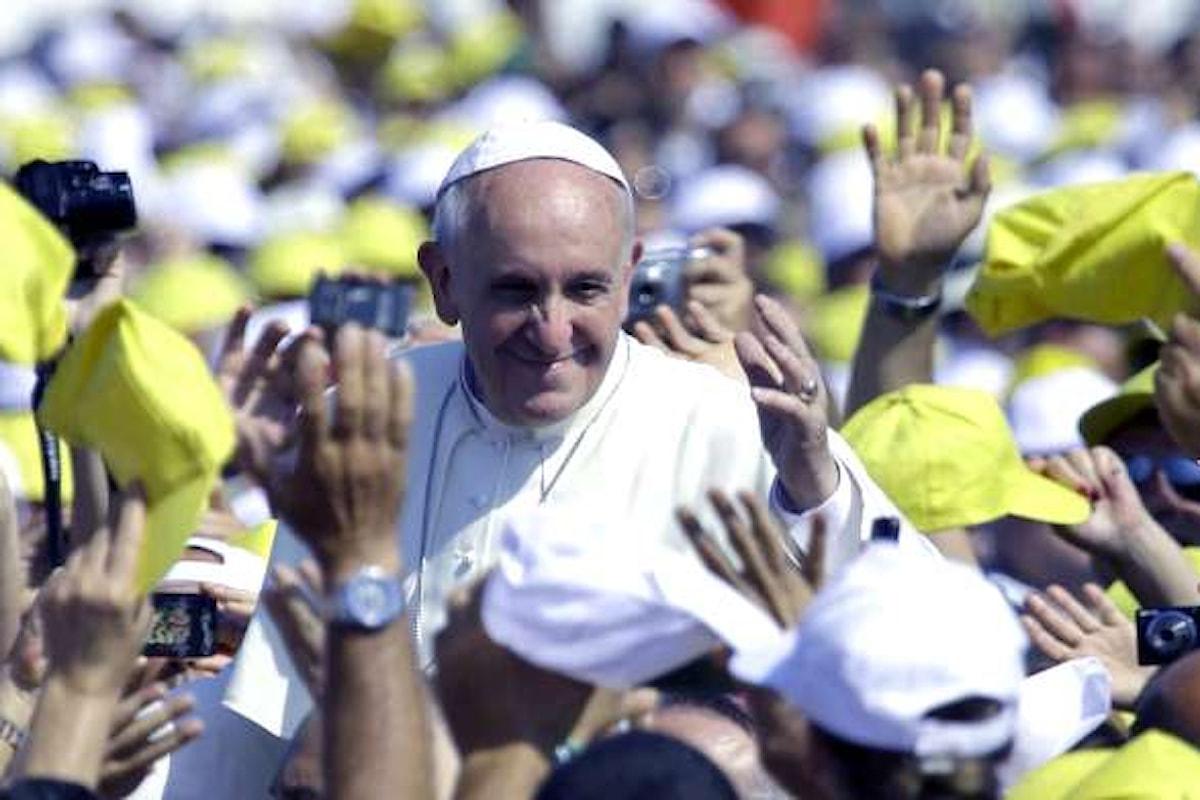 A metà aprile Papa Francesco a Lesbo tra i profughi insieme al Patriarca Bartolomeo