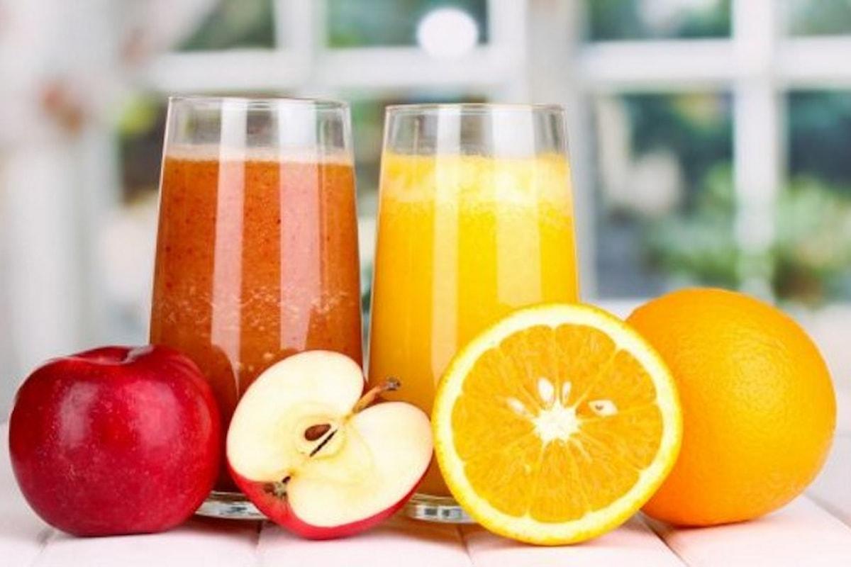Quanto può far bene un bicchiere di succo di frutta 100% al giorno?