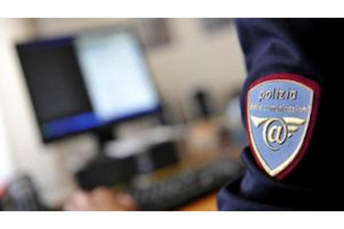 Pedopornografia online: maxi blitz della Polizia Postale di Salerno