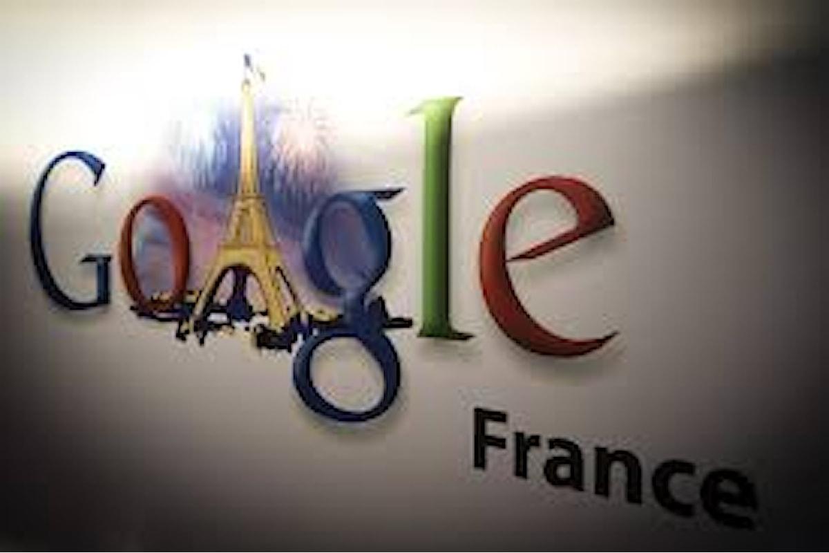 Perquisita la sede di Google a Parigi, nell'ambito di un'indagine per frode fiscale