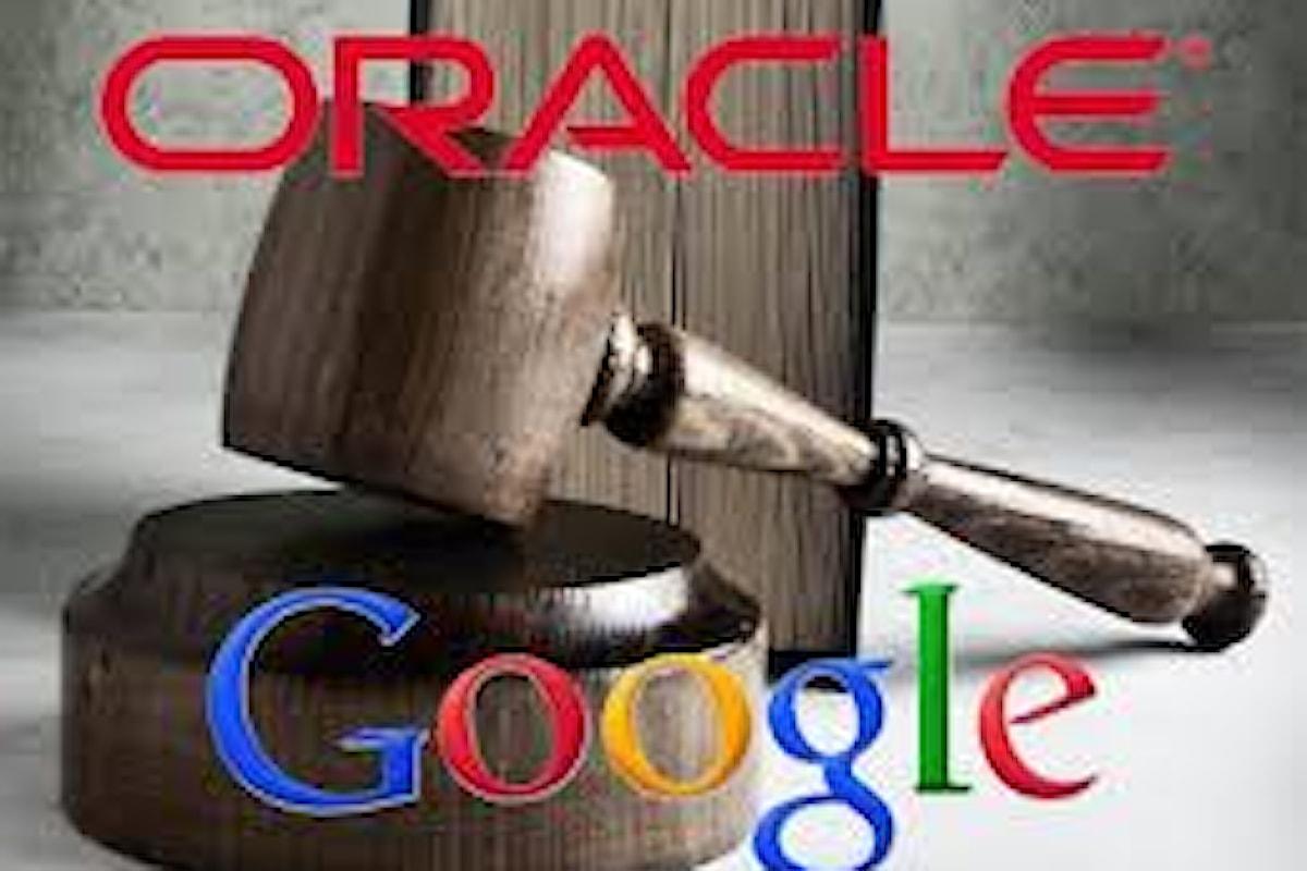 Google vince la battaglia legale con Oracle sul copyright di Java. Ma non finisce qui