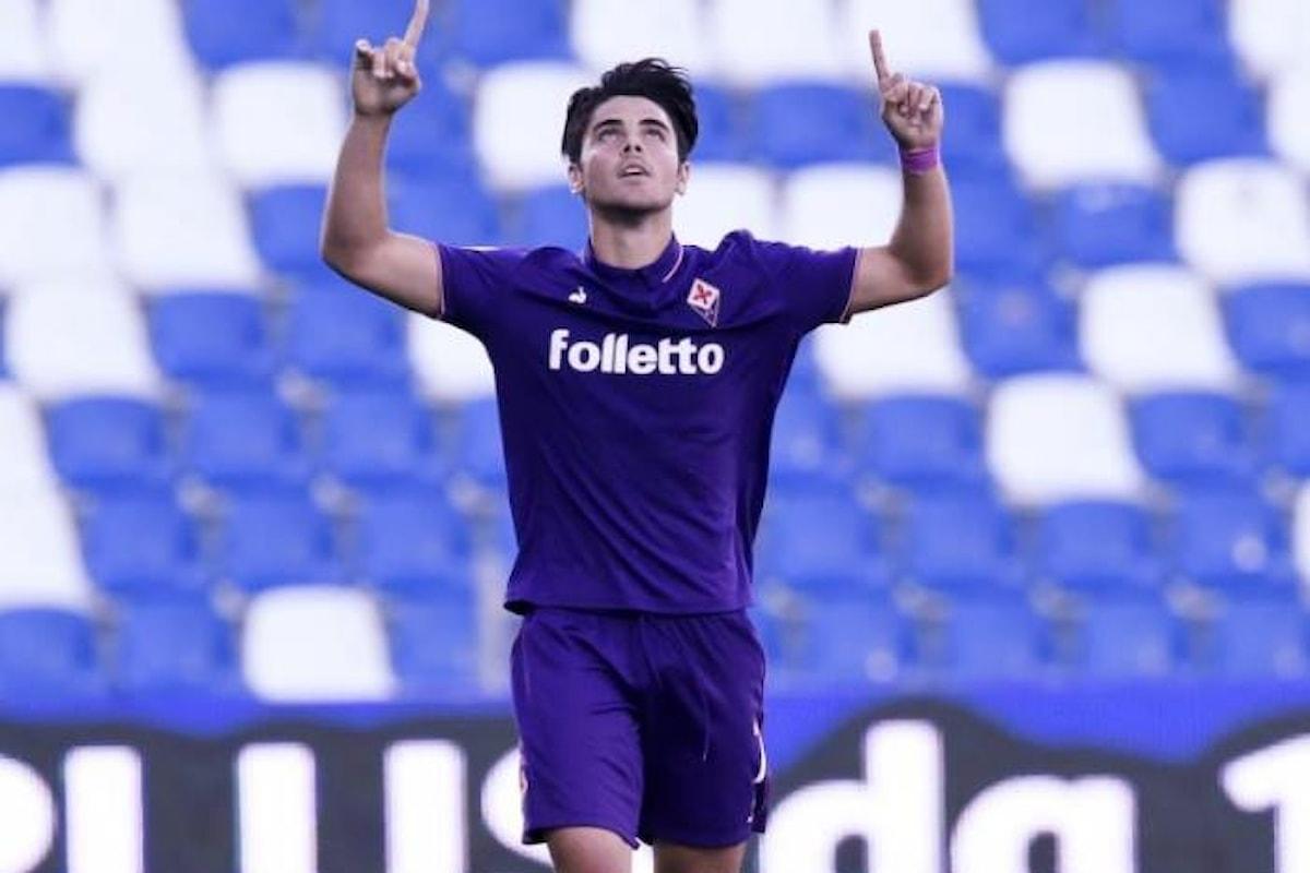 Le squadre primavera di Fiorentina e Inter in campo il 9 giugno per lo scudetto del Campionato Primavera 2017/2018