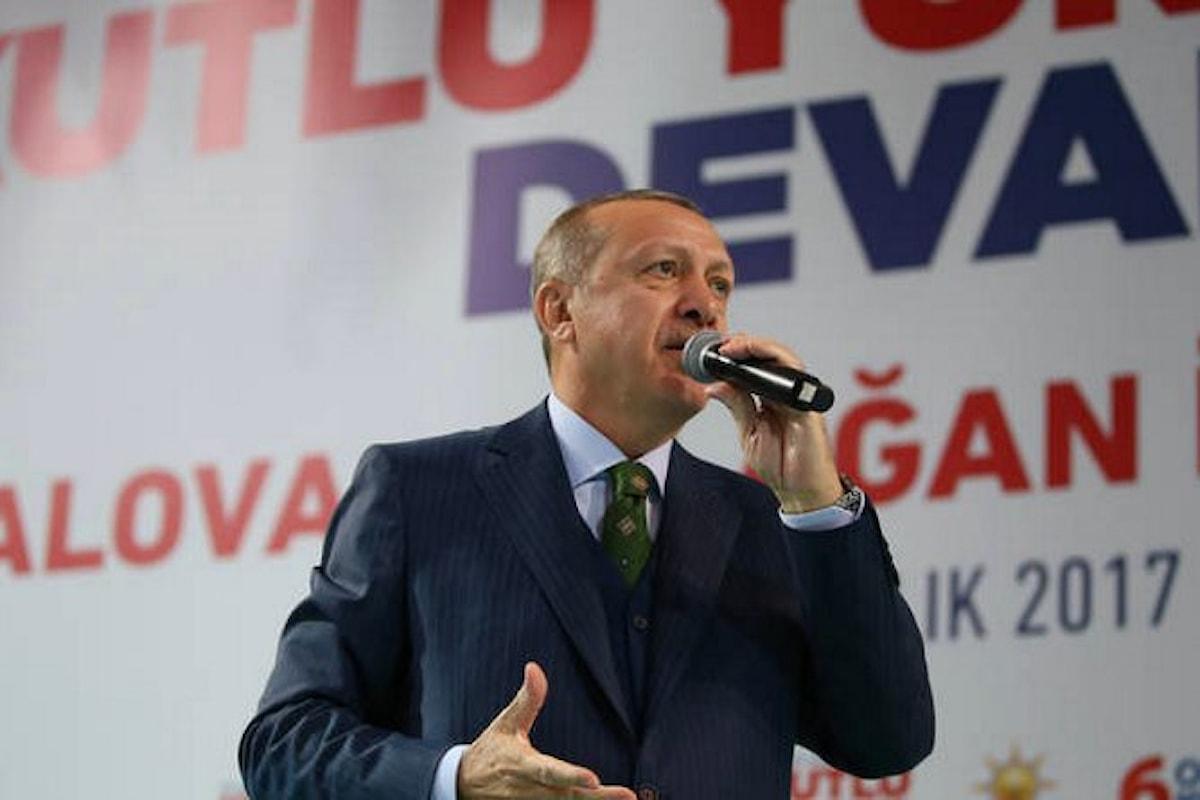 Erdogan: apriremo l'ambasciata della Turchia a Gerusalemme Est