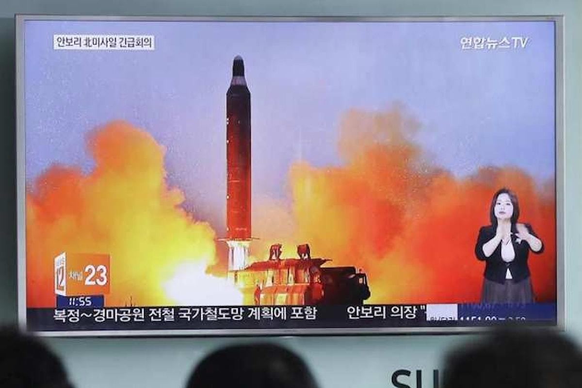 Esiste il rischio che la Corea possa colpire un obbiettivo sul suolo americano?