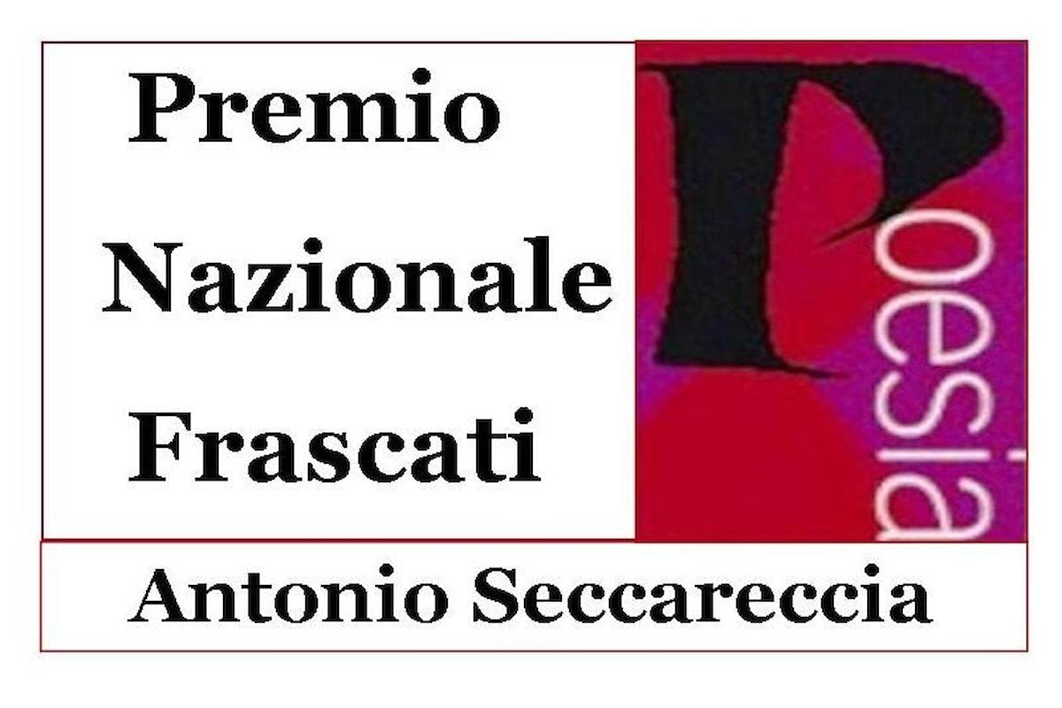 Al via la 57ma edizione del premio nazionale Frascati Poesia Antonio Seccareccia