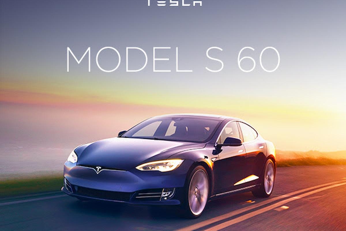 Tesla: abbassato il prezzo iniziale della supercar elettrica Model S!