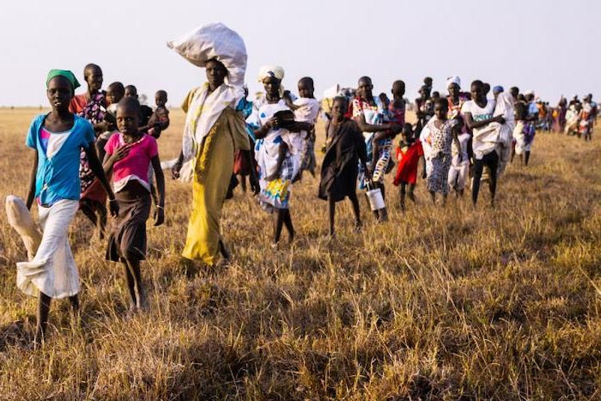 FAO, UNICEF e WFP lanciano l'allarme per il rischio carestia in Sud Sudan