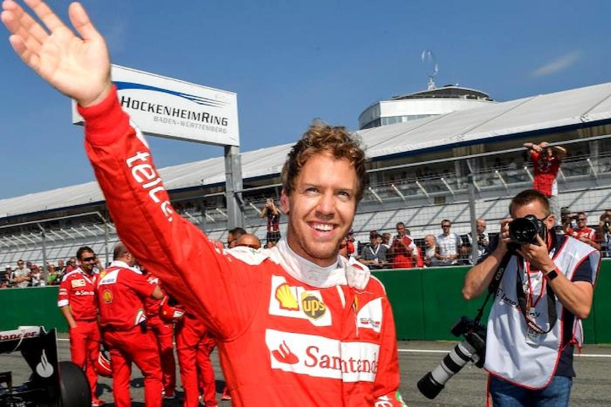 Formula 1, domenica si corre il Gran Premio di Germania sul circuito di Hockenheim