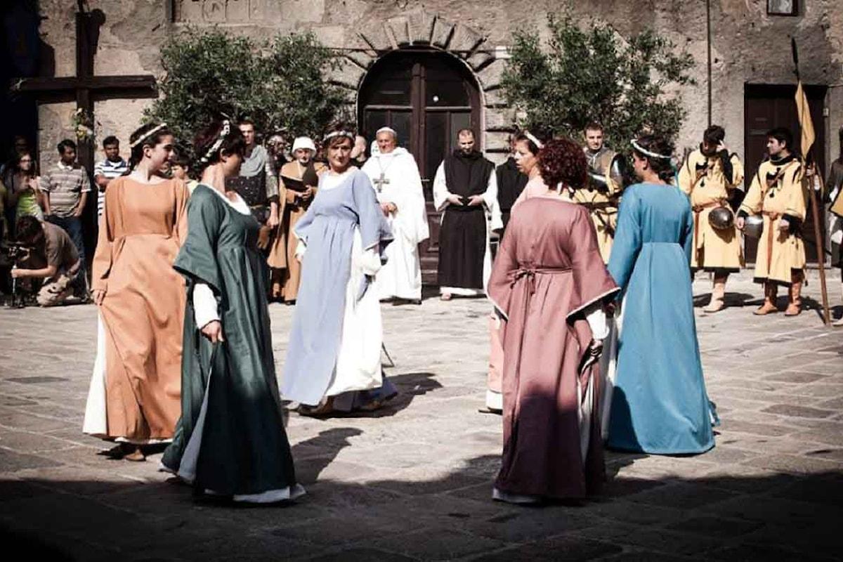 Rievocazione storica in provincia di Siena, tra le più importanti d'Italia