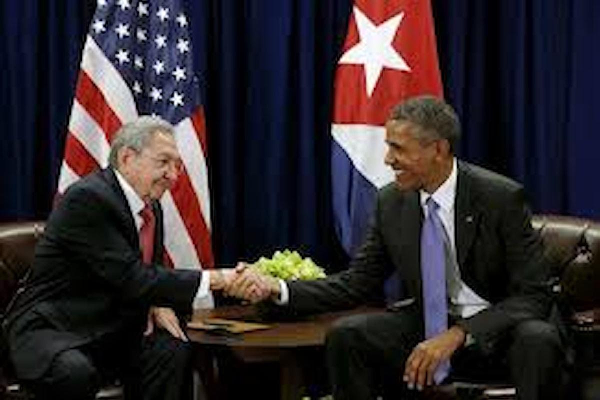 La visita di Obama a Cuba, fra affari e diritti civili