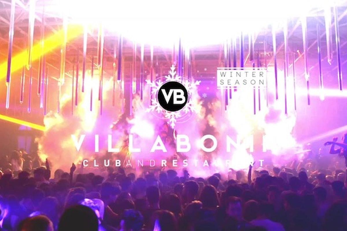 Villa Bonin - Vicenza, i party dal 26 gennaio al 17 febbraio: Cuore Matto, dUb, Limone Arrogante Mascherato, Besame Festival Do Brasil