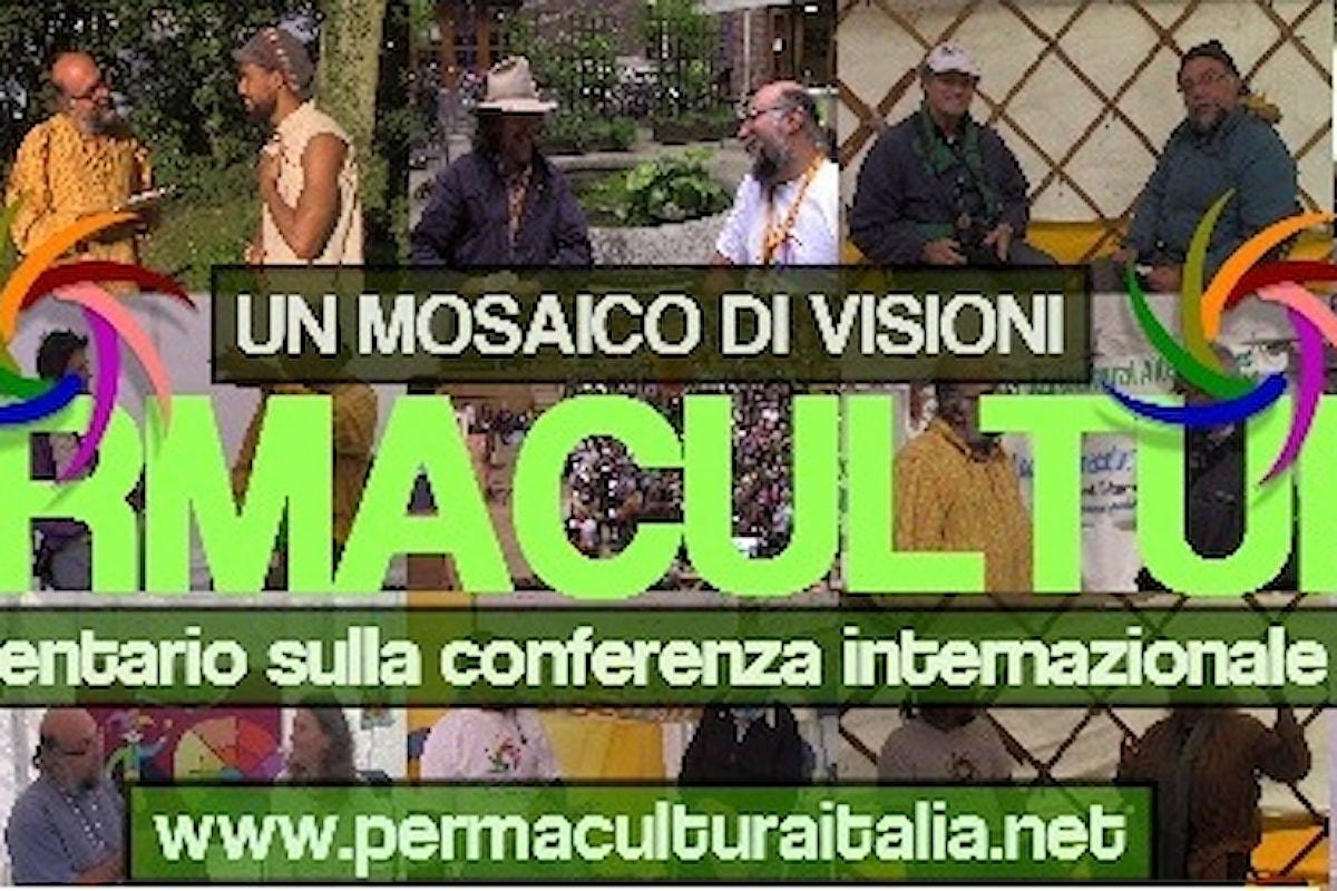 E' uscito l'ultimo documentario in italiano sulla Permacultura