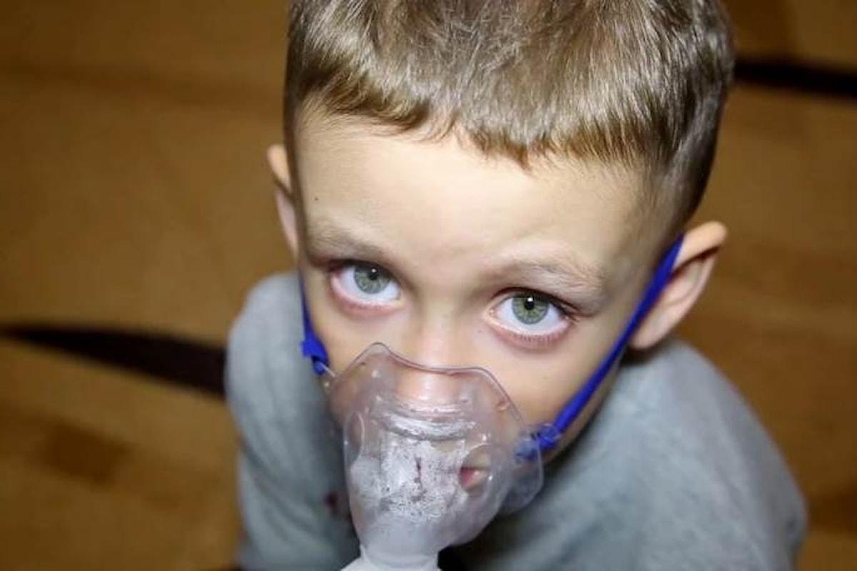 Pericolo nell'aria, 17 milioni di bambini con meno di un anno esposti ai rischi dell'inquinamento atmosferico
