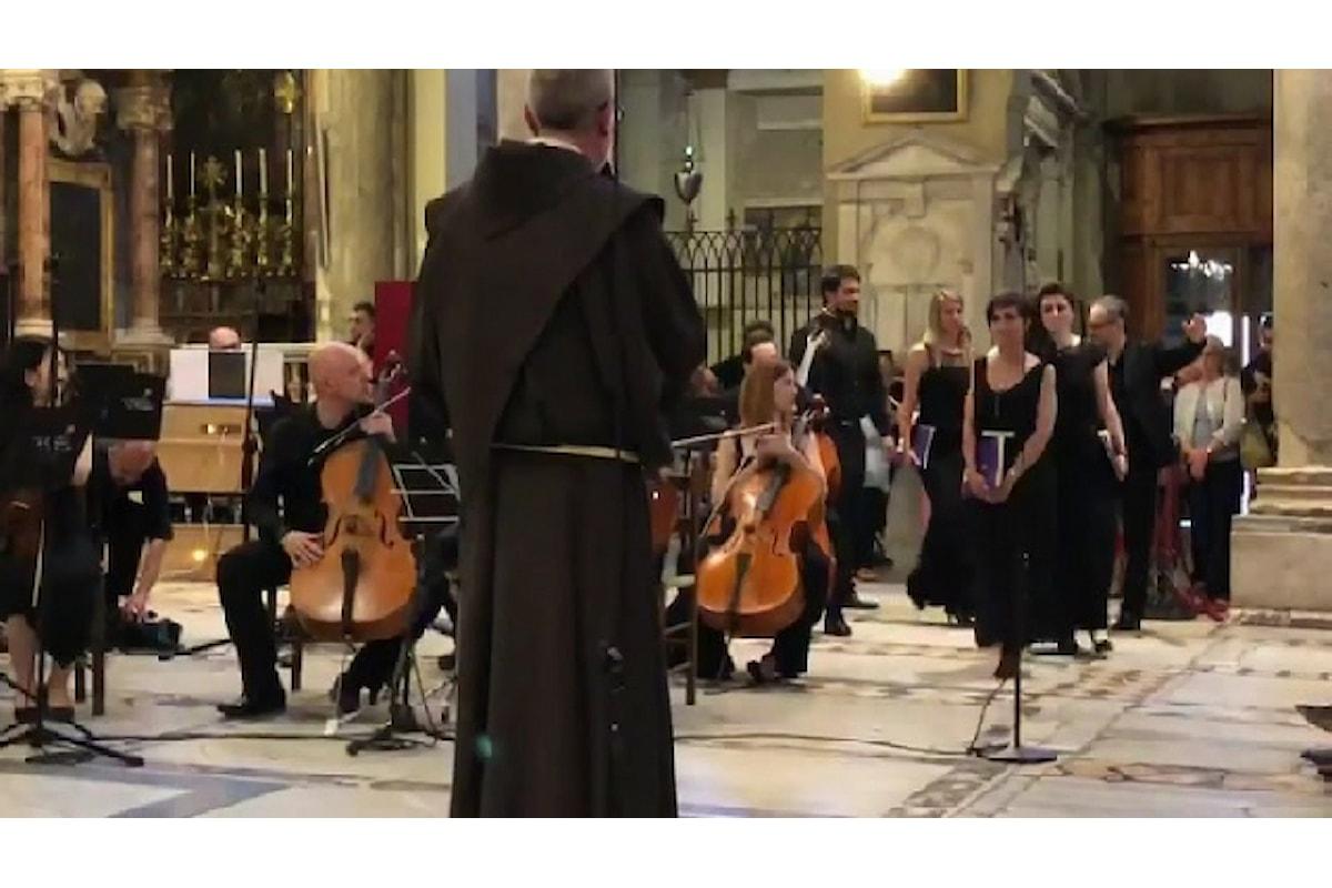 Concerto Pro Terra Santa, Requiem for the living di Dan Forrest per la raccolta fondi destinata ai bambini di Gerico