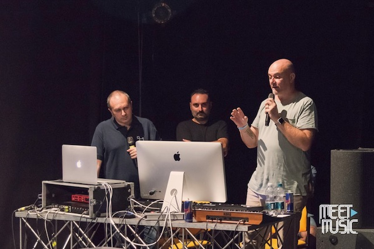 Meet Music 25 - 27/6 Follonica (GR) - Il meeting per dj, produttori e nuovi talenti