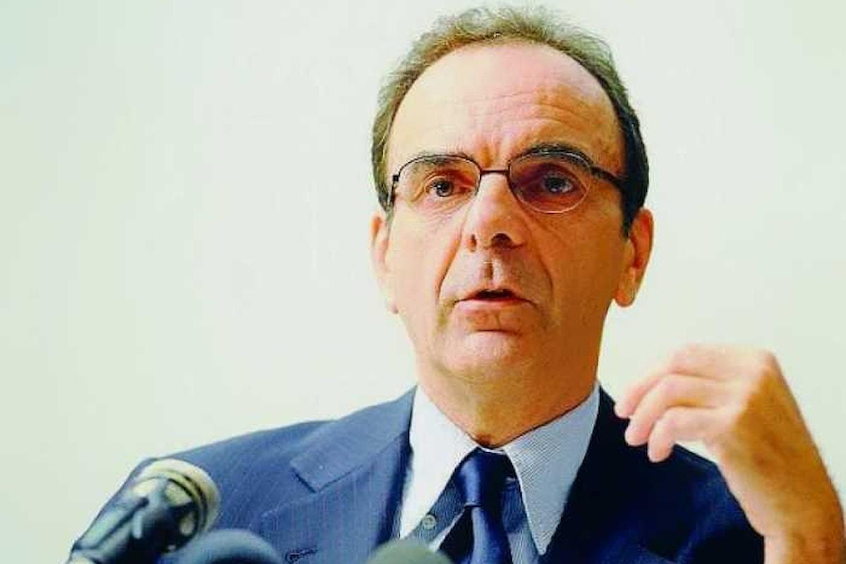 Stefano Parisi si candida alla guida del centrodestra