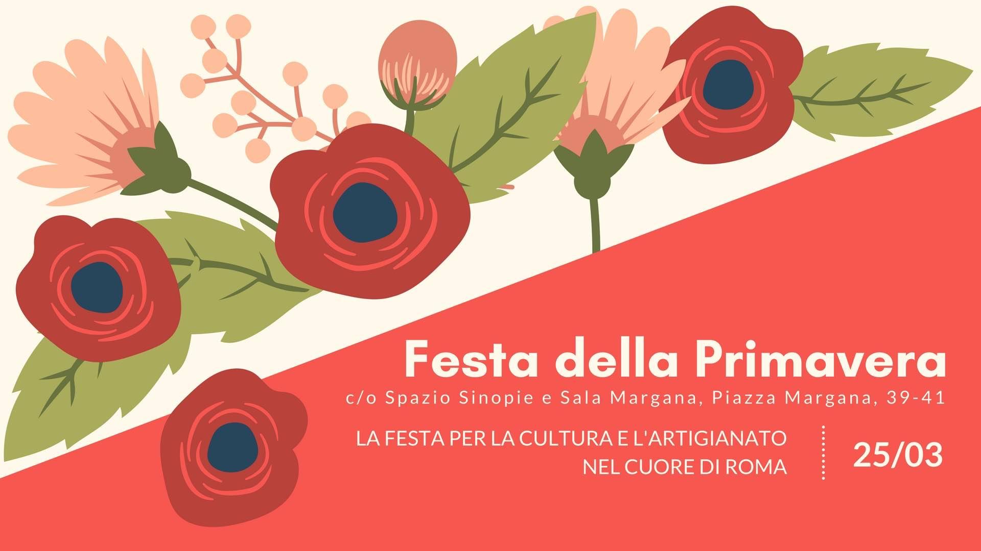 A Roma una Festa della Primavera fa rifiorire le arti e i mestieri