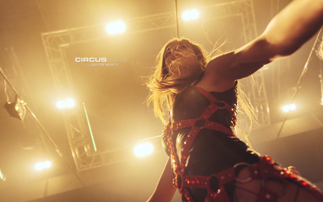 Circus beatclub Brescia: 23/3 Blackout by Rehab, 24/3 Osvaldo dell'Anna (dj) University Party 25/3 Cama & Gras e Cire (voice)