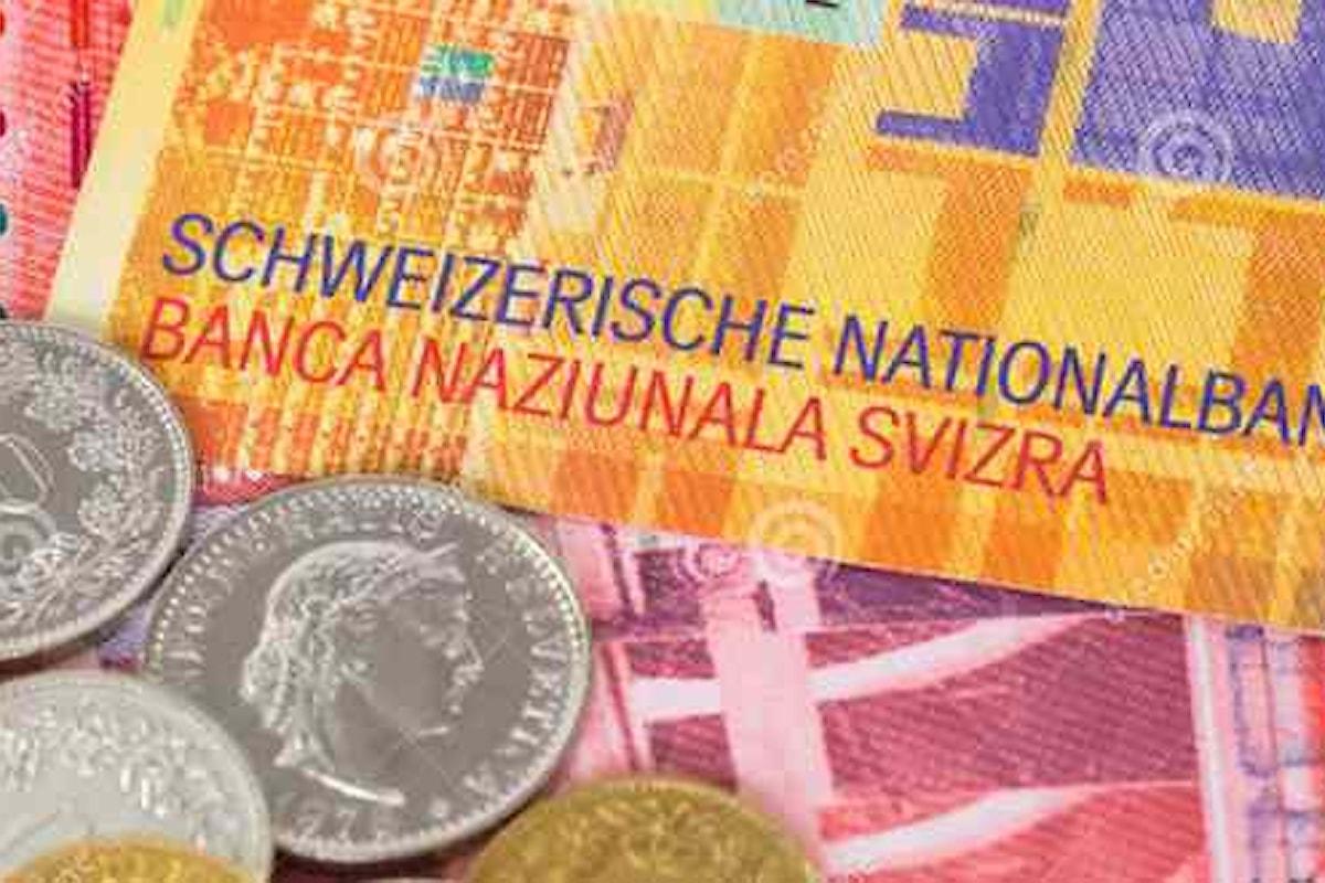 Forex, secondo Deutsche Bank il cross EUR-CHF continuerà a scendere