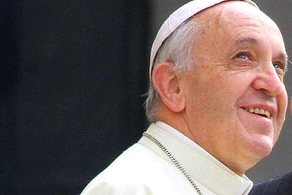 Un Papa a 5 Stelle nel messaggio per la Giornata mondiale di preghiera per la cura del creato