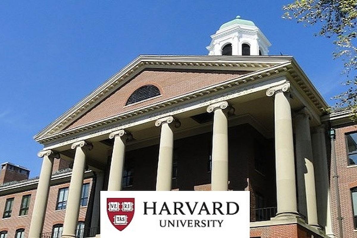 Classifica università: Harvard la migliore, Sapienza prima delle italiane