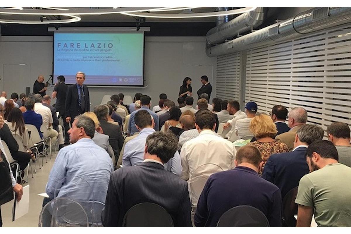 Garanzia Equity della Regione Lazio: 9,6 milioni di euro per le PMI