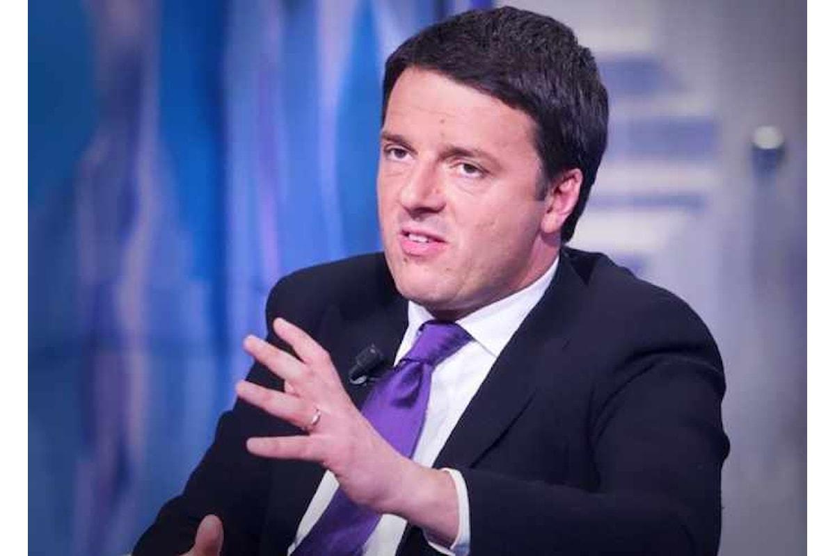 Matteo Renzi, continua a parlare e a mentire... stavolta sull'occupazione in Italia