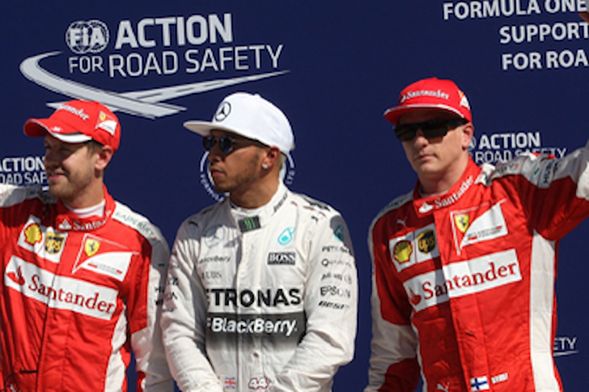 F1, nuovo format per le qualifiche