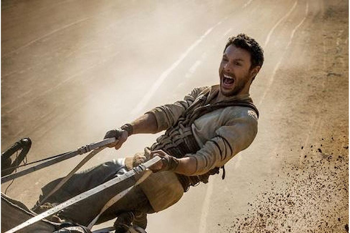 Online le prime immagini di Ben-Hur