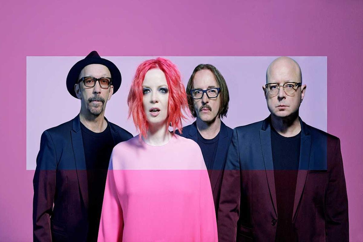 La band statunitense giunge al suo sesto album in studio: I Garbage, nuovo album e tour