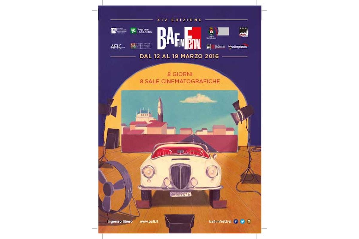 Festival in arrivo: stasera si alza il sipario sul XIV B.A. Film Festival