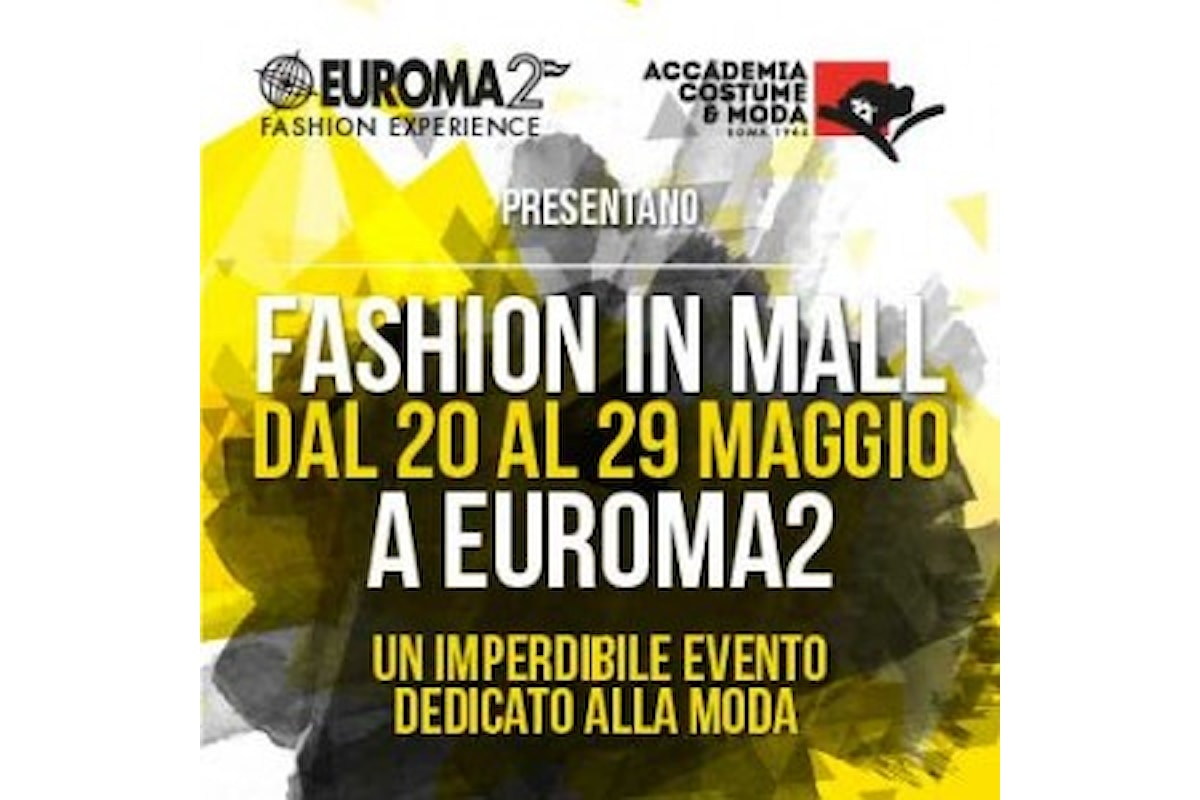 L'Accademia di Costume e Moda in mostra al Fashion in Mall
