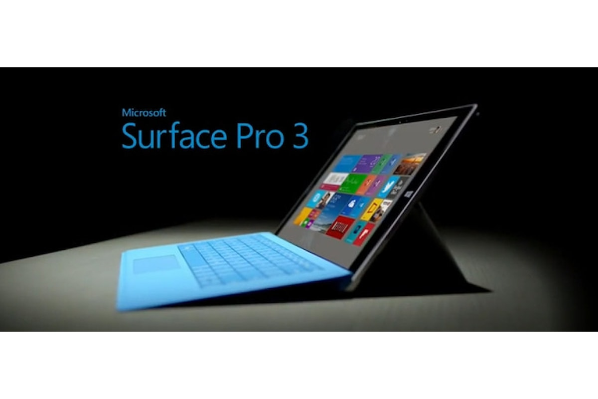 Microsoft Surface Pro 3 in vendita ad un prezzo stracciato   Surface Phone Italia